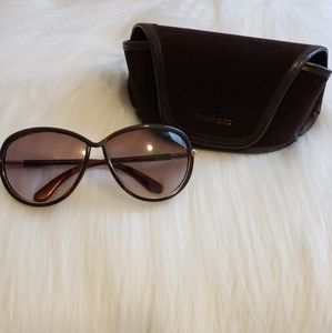 Authentic Tom Ford Sabrina Sunglasses